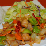 W5 Kung Pao Chicken
