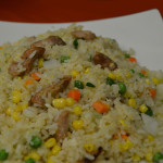F2 Fried Rice Chicken