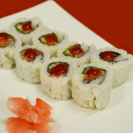 R10 Spicy Salmon Roll (8pcs)