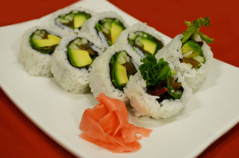 R13 Vegetable Roll (8pcs)