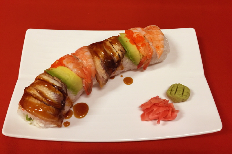 R23 RAINBOW ROLL (8PCS)